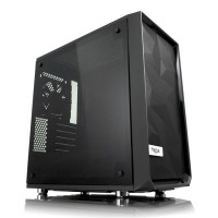 Корпус для ПК Fractal Design Meshify C Mini — Dark TG